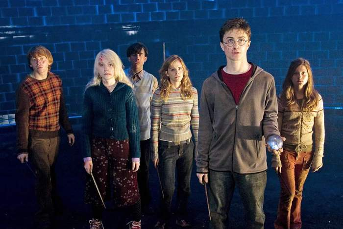 Harry Potter and the Order of the Phoenix 01