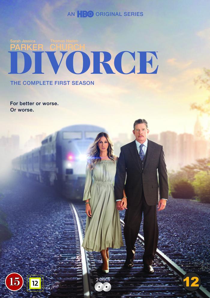 Divorce dvd cover