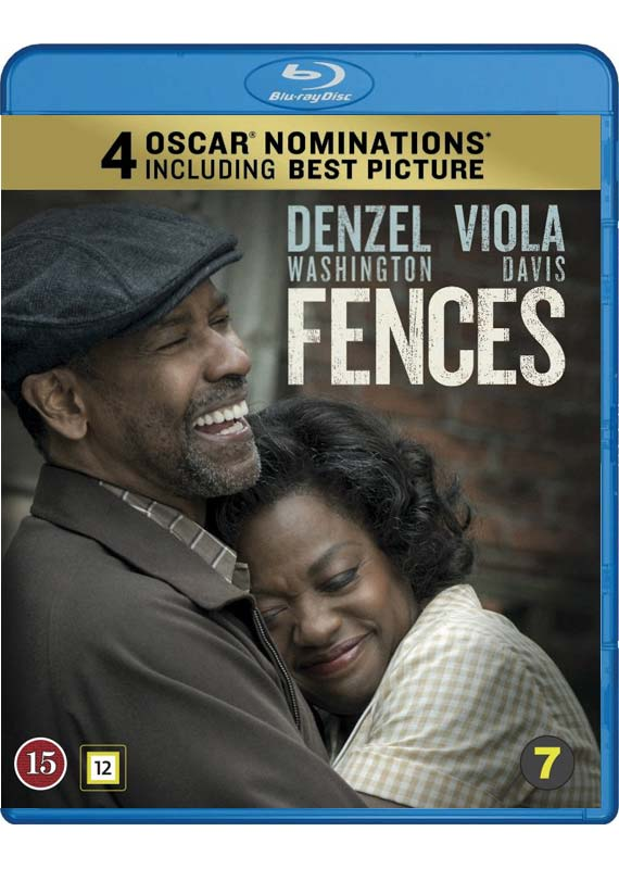Fences blu-ray cover