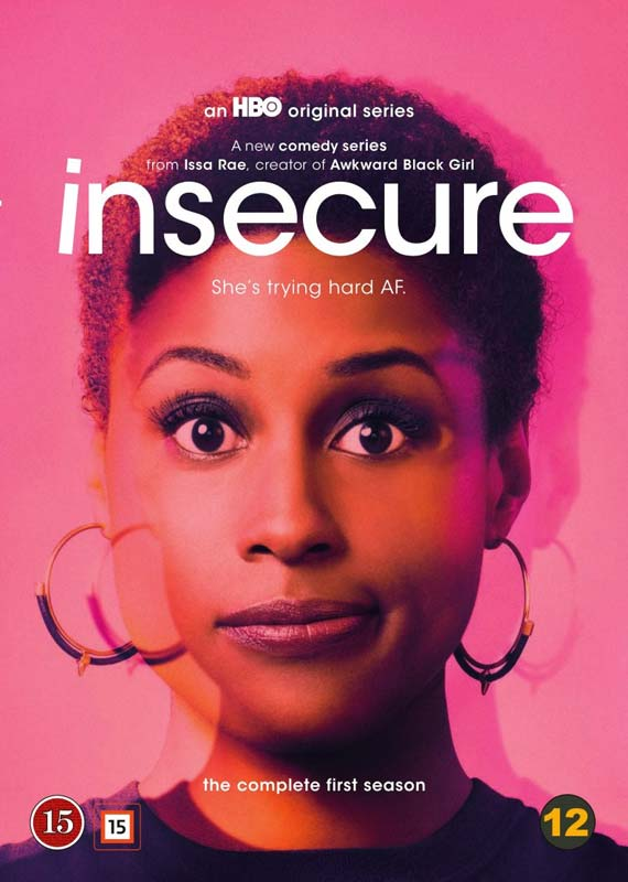 Insecure season 1 cover