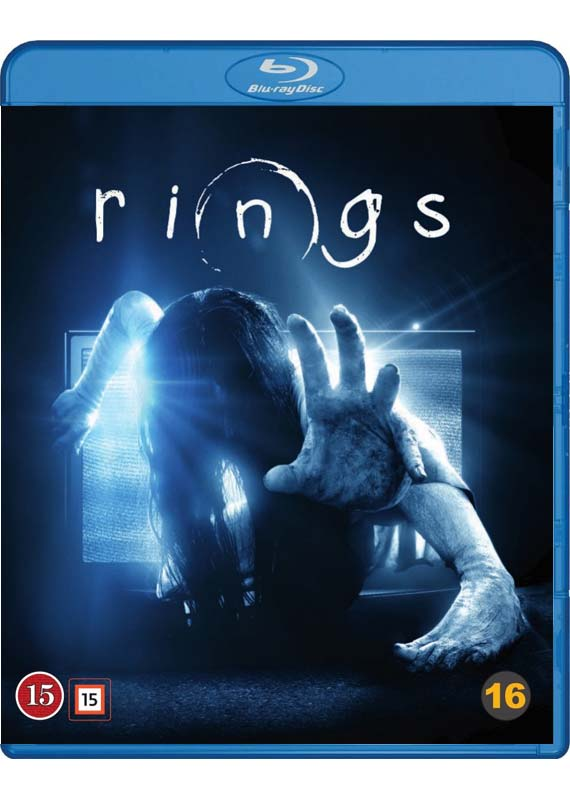 Rings Blu-ray cover