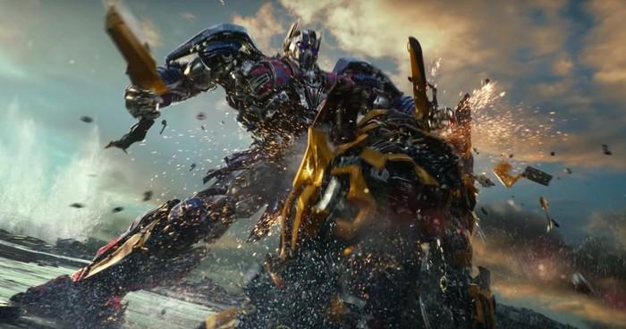 Transformers The Last Knight biograf thumb