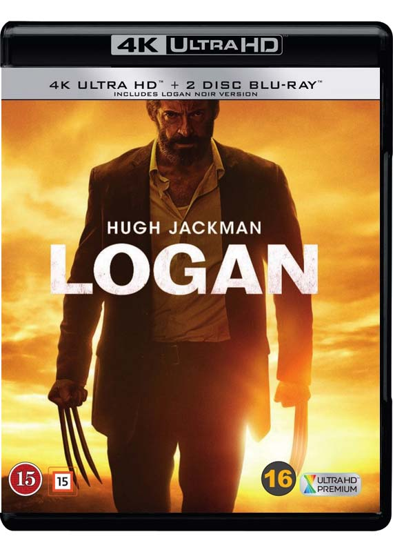 Logan 4K cover