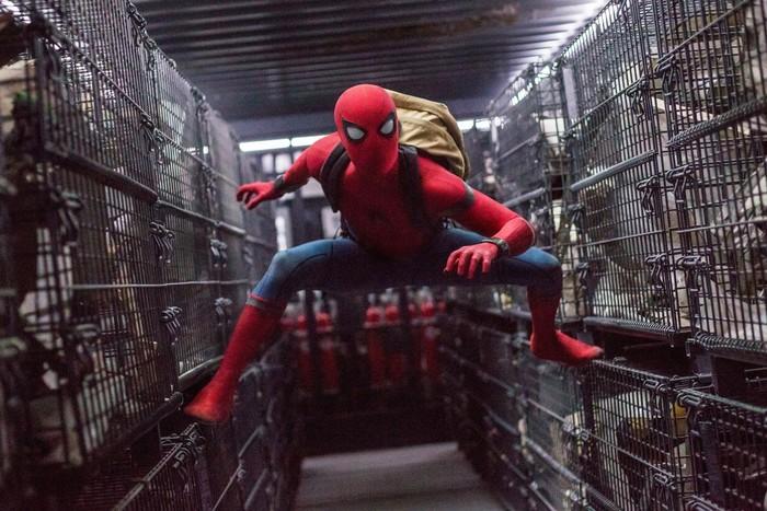 Spider-Man Homecoming biograf 02