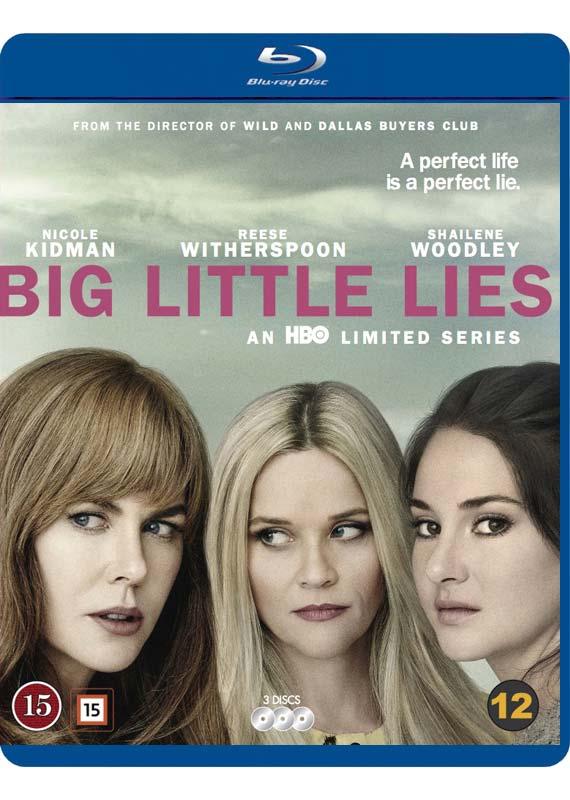 Big Little Lies blu-ray cover