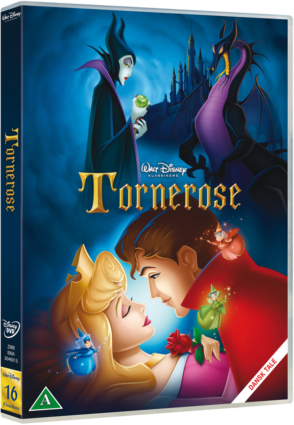 Tornerose dvd cover