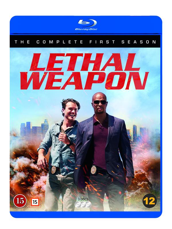 leathal weapon season 1 cover