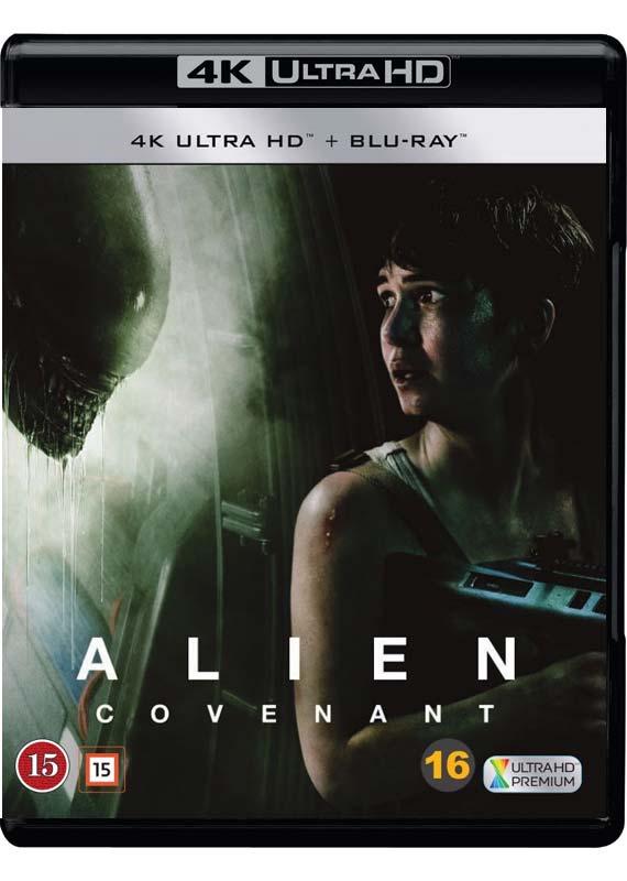 alien covenant 4k cover