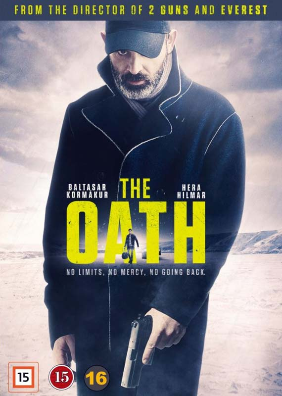 oath dvd cover