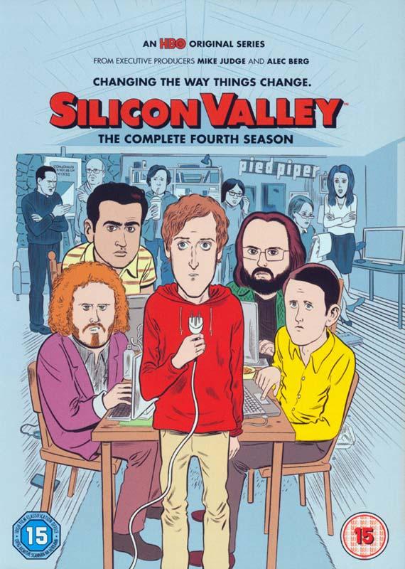 silicon valley season 4 cover