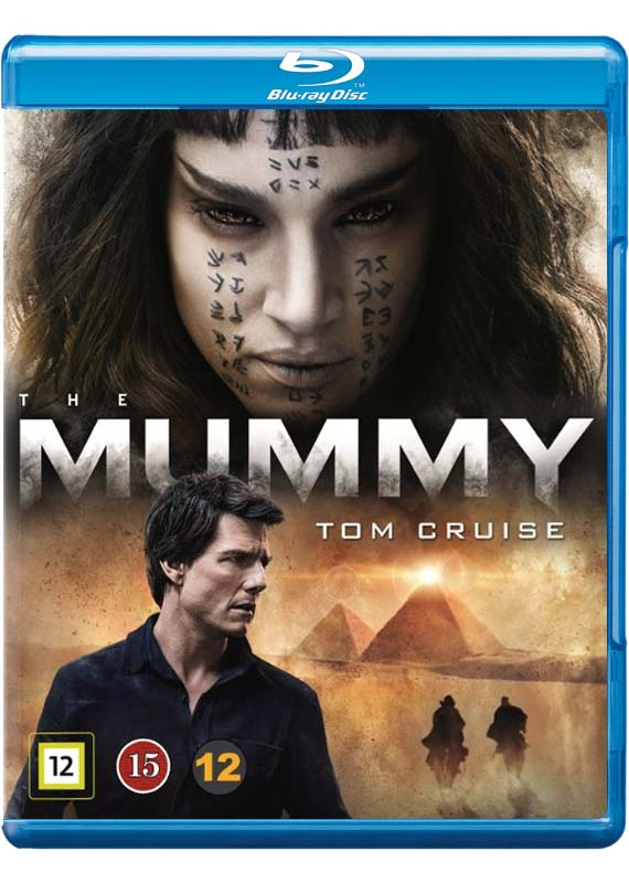 the mummy tom cruise cover