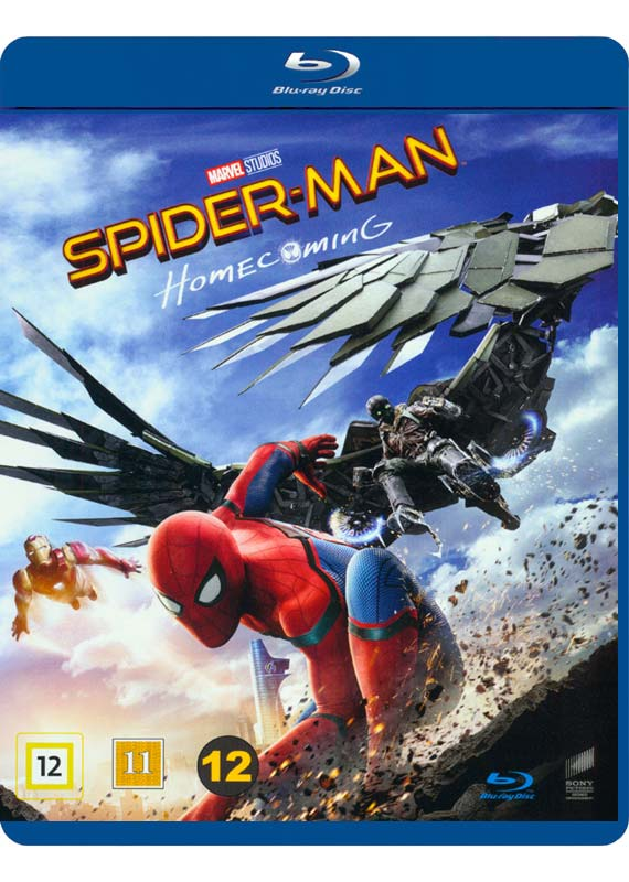 spider-man homecoming cover