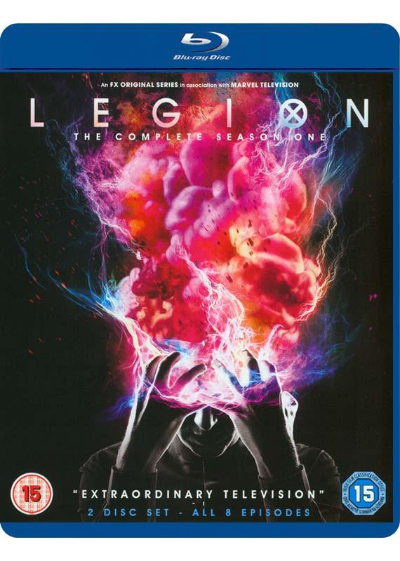 Legion blu-ray cover