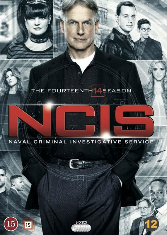 NCIS season 14 cover