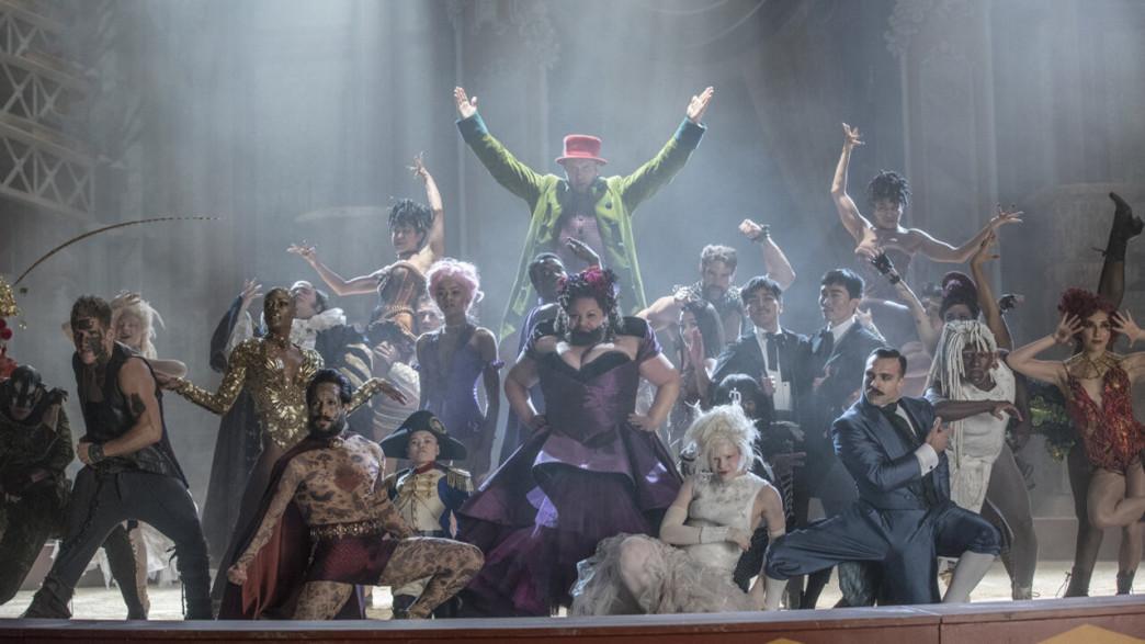 The Greatest Showman biograf 02