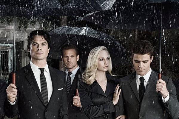 The Vampire Diaries dvd 01