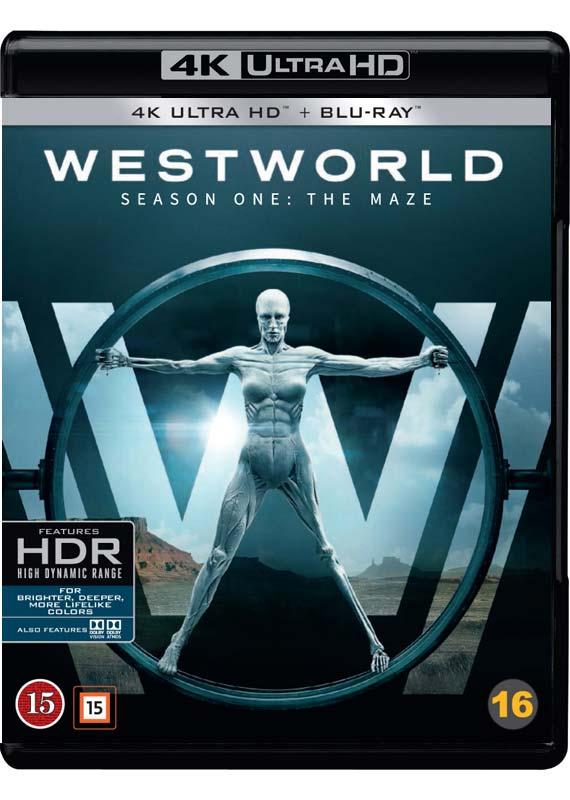 Westworld blu-ray cover