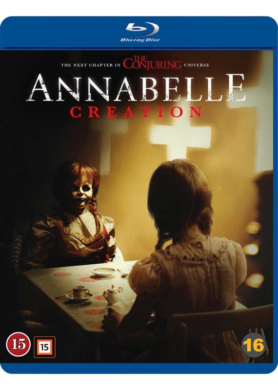 annabelle 2 blu-ray cover