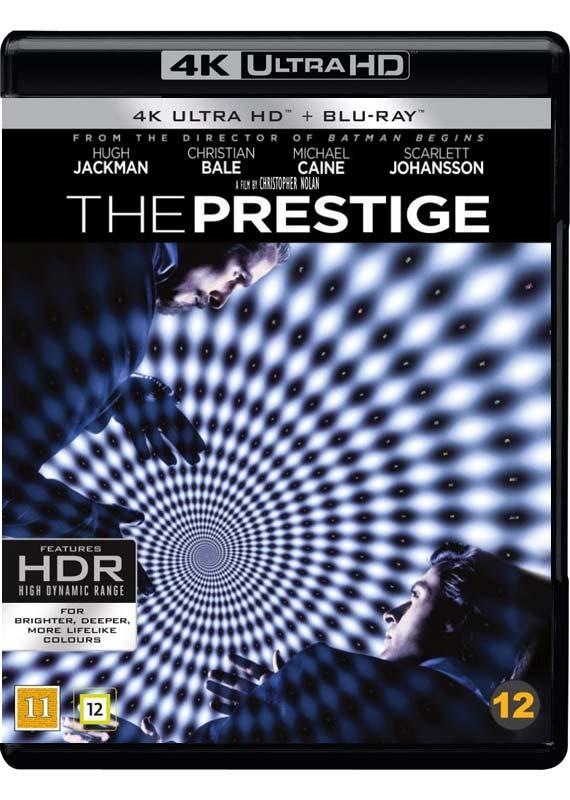prestige UHD cover