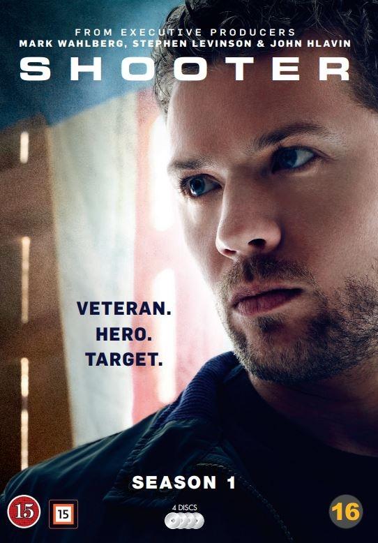 shooter season 1 cover