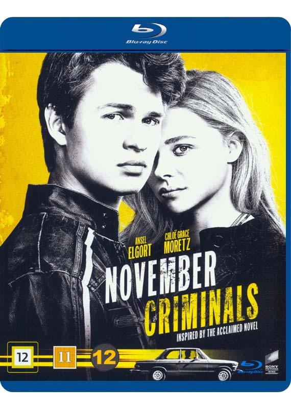 November criminals blu-ray cover