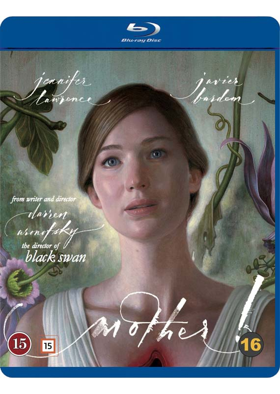 mother blu-ray cover