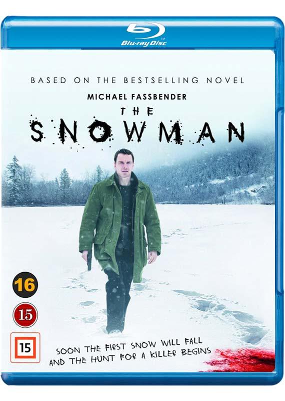 snowman blu-ray cover