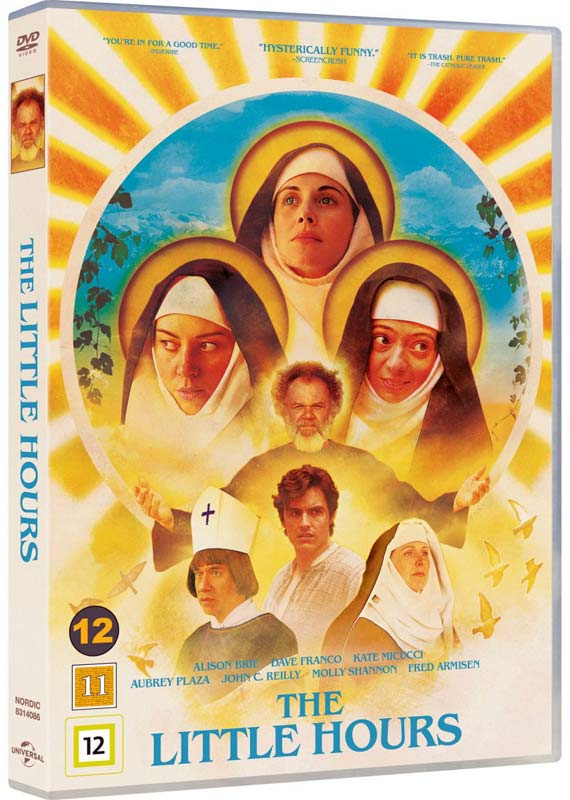 the little hours dvd cover