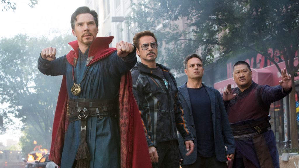 Avengers Infinity War biograf 02